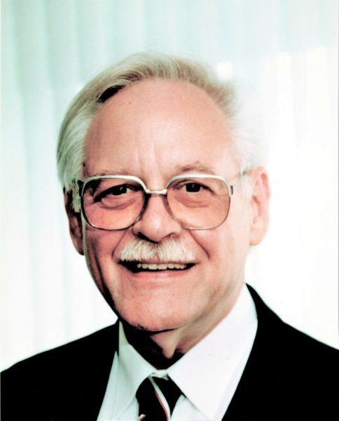 Horst Baermann Portrait Ca. 2015